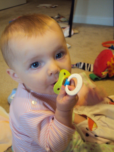 All about the paci