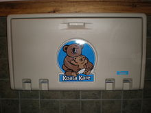 Why Public Changing Tables Are The Bane Of My Existence The Waiting - Koala baby change table