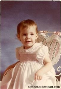 Baby Emily, 1983