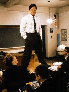 Robin Williams in Dead Poet's Society