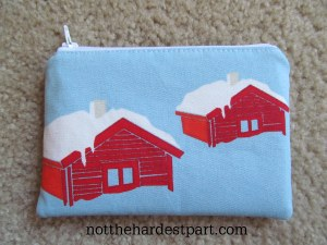 Adorable coin purse from The Tragic Whale