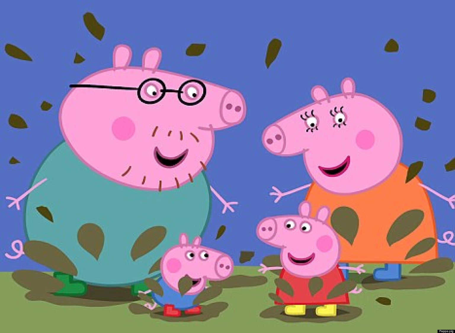 peppa pig is my homegirl the waiting