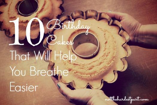 10 cakes