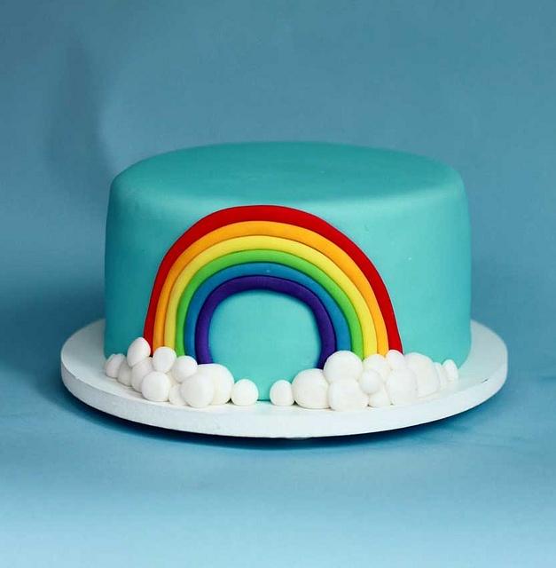 Rainbow Cake Apocalypse