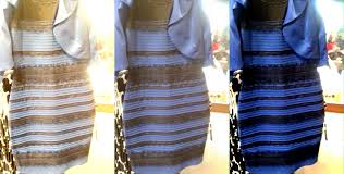 No matter how you look at it, it's still just a dress.