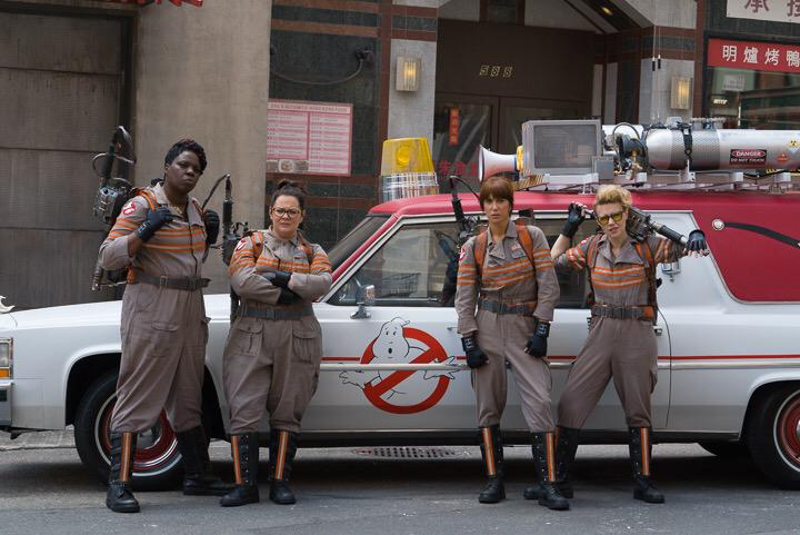 ghostbusters new