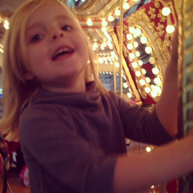 My precious girl has transformed my life.